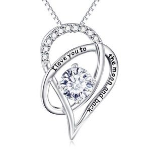 Jewelry - 💙 💚 💛 💜Mothers Day- I Love you to the Moon